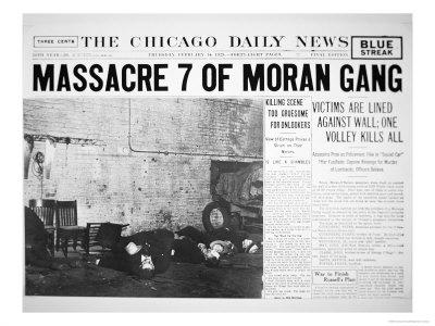 history of valentiney#39;s day  massacre