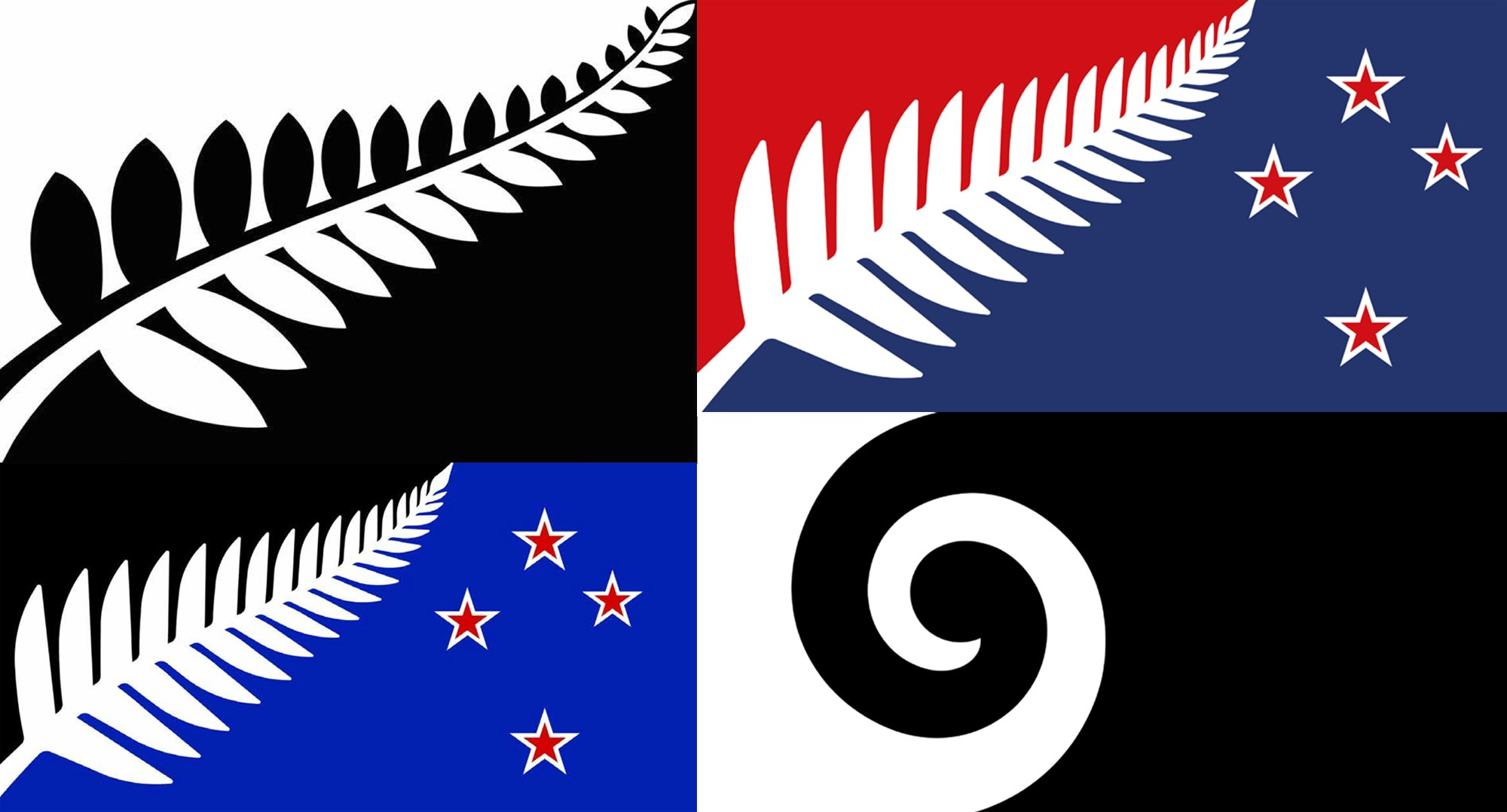 new zealand flag - photo #15