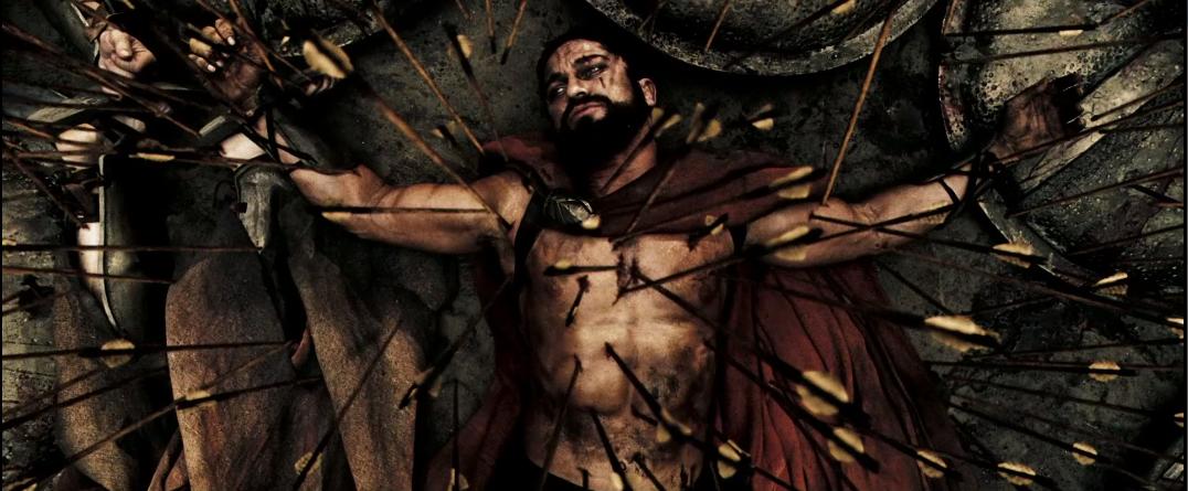 Leonidas_Death